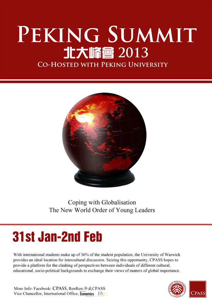Peking Summit 2013